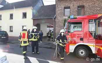 Feuerwehr-Einsatz in Swisttal: Matratzen-Brand in Gebäude - General-Anzeiger Bonn