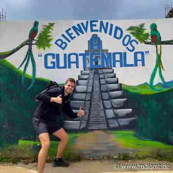Update aus Guatemala: Lennard Kleine Niesse aus Lengerich auf Weltreise - RADIO RST