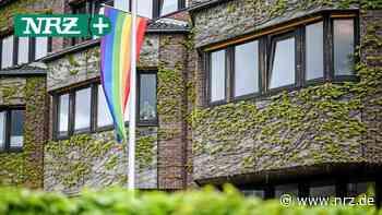 Auch die Stadt Voerde zeigt Flagge gegen Homophobie - NRZ