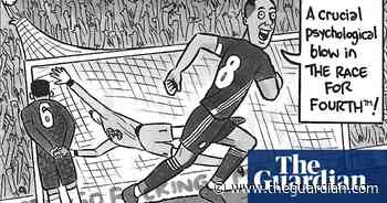 David Squires on … Leicester's FA Cup final triumph over Chelsea