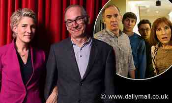 Friday Night Dinner: Tamsin Greig urged late co-star Paul Ritter not to take part in special