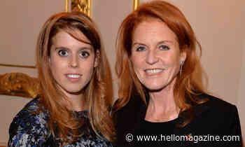 Sarah Ferguson's bold home is mighty like daughter Princess Beatrice's