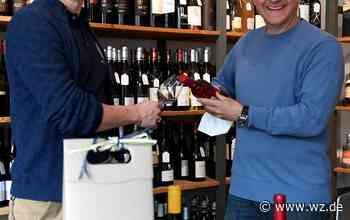 Leo-Club Willich: Eine Weinprobe von zu Hause aus - Westdeutsche Zeitung