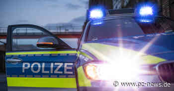 Betrunkener Randalierer: Mann verwüstet Wohnung in Wiernsheim und verletzt zwei Polizisten - Pforzheim - Pforzheimer Zeitung