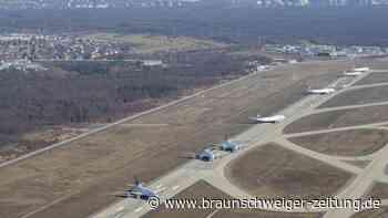 Corona-Krise: Stillgelegte Landebahn in Frankfurt geht wieder in Betrieb