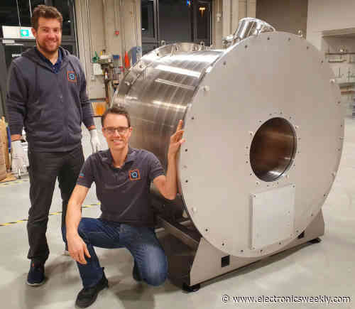 Sub-nanosecond phase coherence wins Spectrum a place in mini-MRI machine