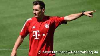 Medien: Düsseldorf will Klose als Cheftrainer