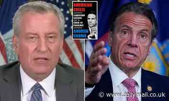 New York mayor slams Cuomo's covid-19 book as 'state-sponsored literature' after $5m boook deal