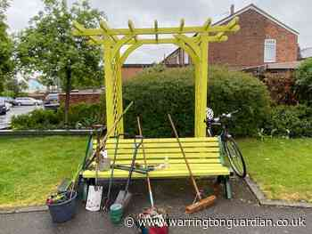 Community Gardens in Padgate Warrington