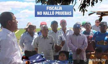 Catacaos: Justicia resuelve a favor de campesinos perseguidos por empresas del Sodalicio - Wayka