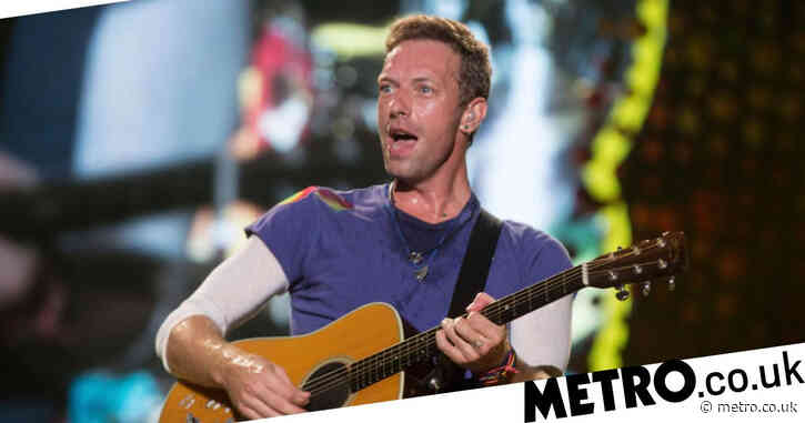 Chris Martin wants to use emoji as song titles on new Coldplay album because why not?