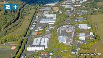 Burbach: Sechs Varianten für Straßen in den Industriepark - Westfalenpost