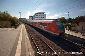 Stuttgart 21 in Leinfelden-Echterdingen - Stadt will Druck bei der Bahn machen - Stuttgarter Nachrichten