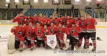 Glace Bay captures Highland Region hockey championship   Cape Breton Post - Cape Breton Post