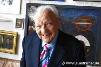 Wehr: Aus Liebe zur Kunst und den Menschen – Paul Gräb wäre heute 100 Jahre alt - SÜDKURIER Online