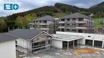 Lennestadt: So weit sind die Arbeiten am WohnGut Saalhausen - WP News