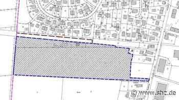 Auf 4,3 Hektar Ackerland: Hohenlockstedt plant weiteres Baugebiet   shz.de - shz.de
