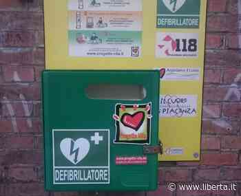 Nuova palestra di Castel San Giovanni cardioprotetta: docente dona defibrillatore - Libertà Piacenza - Libertà