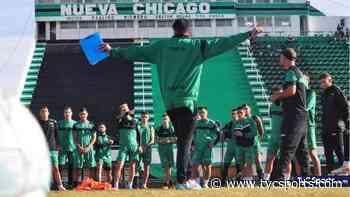 Primera Nacional: Nueva Chicago recibirá a Estudiantes (RC) - TyC Sports