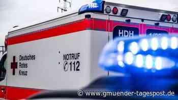 15-jährige Mofa-Fahrerin nach Unfall verletzt   Lorch - Gmünder Tagespost