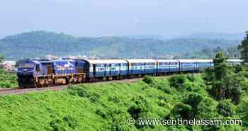 Services of special train between Guwahati and Okha extended - Sentinelassam - The Sentinel Assam