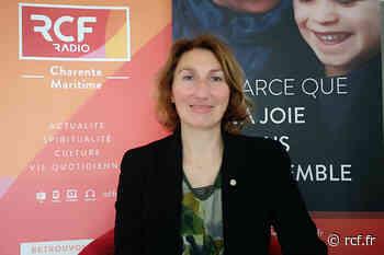 Véronique Bergonzoni, présidente du réseau Abbatia et directrice de l'abbaye de Trizay - RCF