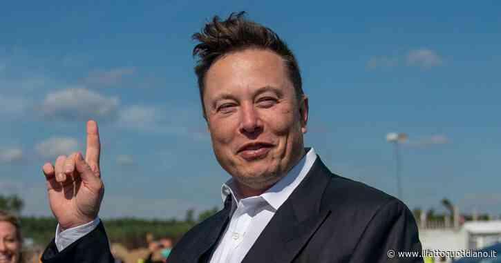 Elon Musk fa crollare il valore dei Bitcoin ma si frega da solo: ha perso in poche ore il 24% del suo patrimonio