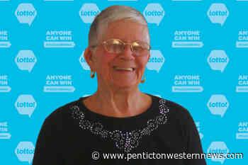 $50K scratch-ticket win nearly knocks Osoyoos woman off her feet - Penticton Western News
