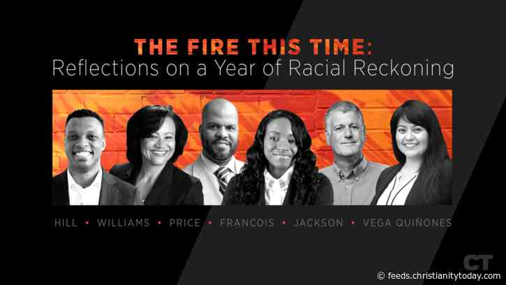 The Fire This Time: Reflections on a Year of Racial Reckoning