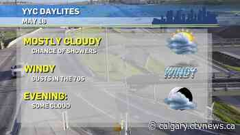 Calgary weather for Tuesday, May 18 - CTV Toronto