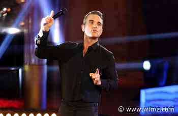 Robbie Williams is playing himself in his upcoming biopic - 69News WFMZ-TV
