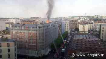 Incendie à Aubervilliers : un homme de 19 ans jugé ce lundi - Le Figaro