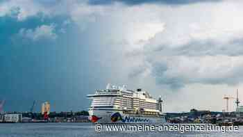 Neustart der Kreuzfahrt-Saison: Erste Reisen ab Kiel bereits ausverkauft