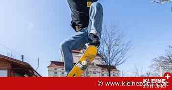 Grazer ''Skatertrick-Verbot'': Polizei erteilte erste Strafen wegen Skateboard-Tricks - Kleine Zeitung