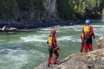 3 kayakers rescued near Lumby – Vernon Morning Star - Vernon Morning Star