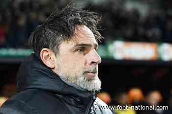 Chateauroux : Marco Simone ne retient que le positif - Foot National