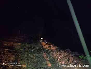 Dos personas fallecidas en deslizamiento de tierra en Aranzazu - La Patria.com