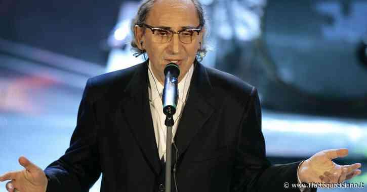 Battiato, oggi è un giorno di lutto per la musica e la cultura italiana
