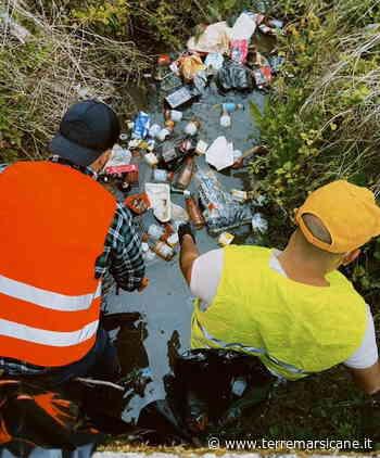 """Giornata ecologica a Carsoli. Sindaco Nazzarro: """"sono orgogliosa dei nostri ragazzi"""" - Terre Marsicane"""