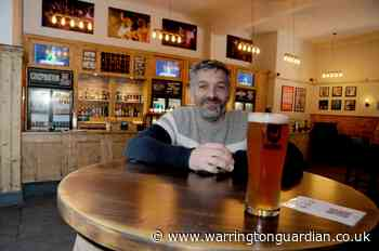 Covid roadmap: Warrington pubs and restaurants on reopening