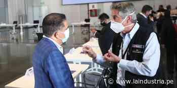 Sagasti llegaría el próximo martes para inaugurar hospital de Santiago de Chuco - La Industria.pe