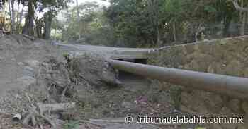 Sin medidas preventivas en el arroyo del Tigre del Colomo - Noticias en Puerto Vallarta - Tribuna de la Bahía
