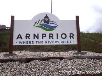 Arnprior benefits from Green Stream Grant   96.1 Renfrew Today - renfrewtoday.ca