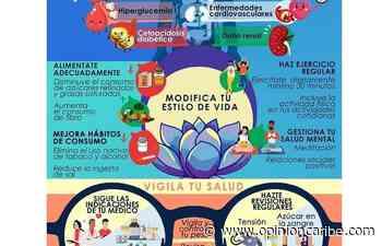 En Aracataca se conmemoró el día mundial de la Hipertensión - Opinion Caribe