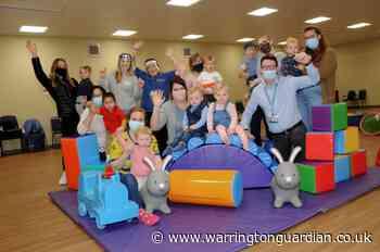 Delight as 'lifeline' community centres reopen