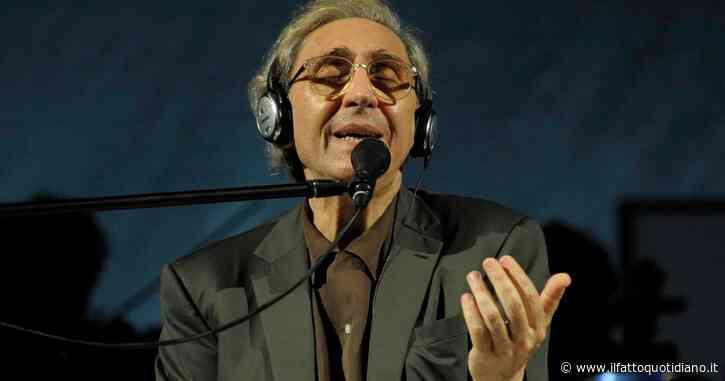 Franco Battiato ha saputo interpretare tutte le profonde anime della Sicilia
