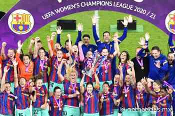 El Barca golea a Chelsea, se alza con la Champions femenina - Netnoticias