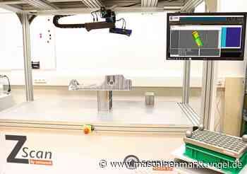 3D-Vermessung großer Bauteile - MM Maschinenmarkt