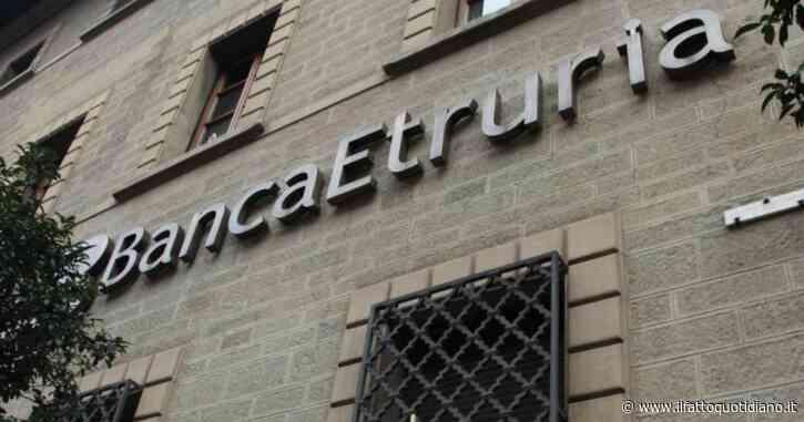 Banca Etruria, ex vertici assolti dall'accusa di falso in prospetto per la vendita dei bond subordinati del 2013