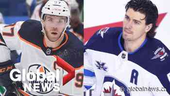 NHL Playoff Preview: Oilers, Jets clash in all-Canadian first round series